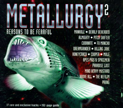 Metallurgy, Vol. 2