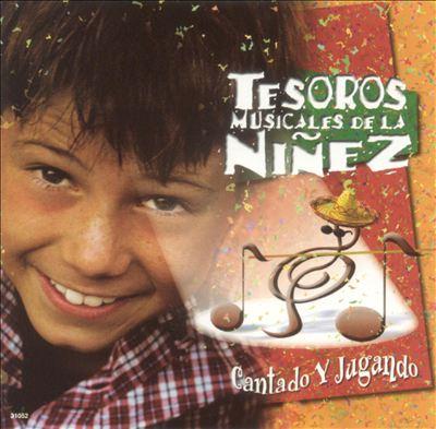 Tesoros Musicales de La Ninez, Vol. 3