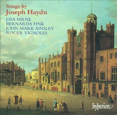 Songs by Joseph Haydn