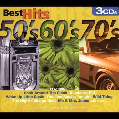 Best Hits - 50's, 60's, 70's