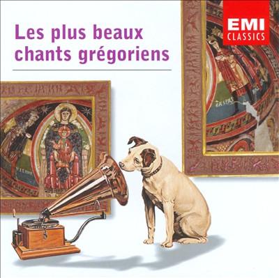 Les Plus Beaux Chants Grégoriens