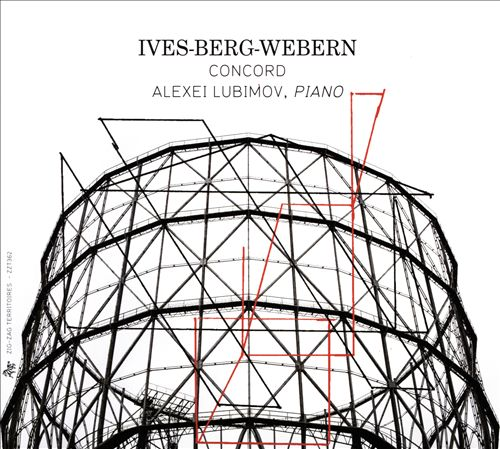 Ives, Berg, Webern: Concord