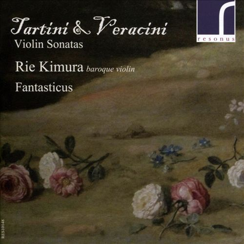 Tartini & Veracini: Violin Sonatas