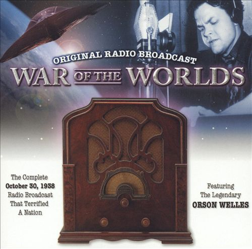 War of the Worlds: Radio Broadcasts
