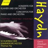 Haydn: Concertos for Piano & Orchestra