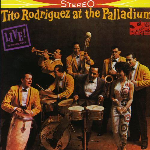 Tito Rodriguez at the Palladium