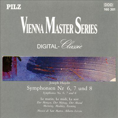 Haydn: Symphonien Nos. 6, 7 und 8