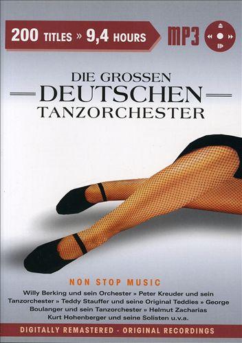 Grossen Deutschen Tanzor [MP 3]
