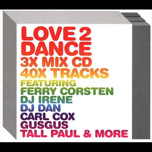 Love 2 Dance [Moonshine]