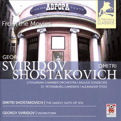 From the Movies: Georgy Sviridov, Dmitri Shostakovich