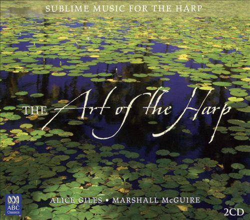 The Art of the Harp [Box Set]