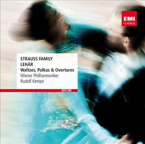 Strauss Family, Lehár: Waltzes; Polkas; Overtures