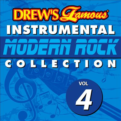 Drew's Famous Instrumental Modern Rock Collection, Vol. 4
