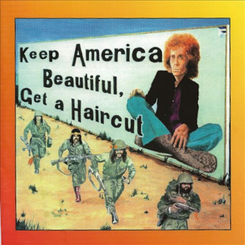 Keep America Beautiful, Get a Haircut