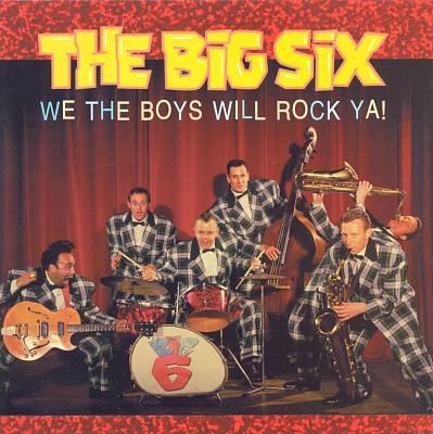 We the Boys Will Rock Ya!