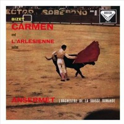 Bizet: Carmen and L'Arlesienne Suites