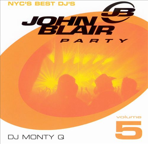 John Blair Party CD: NYC's Best DJ'S, Vol. 5