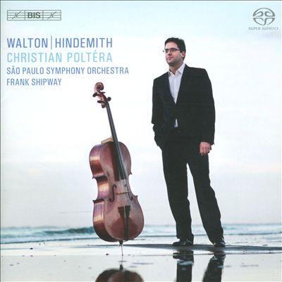 Walton, Hindemith: Cello Concertos