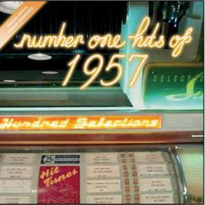 Number One Hits of 1957
