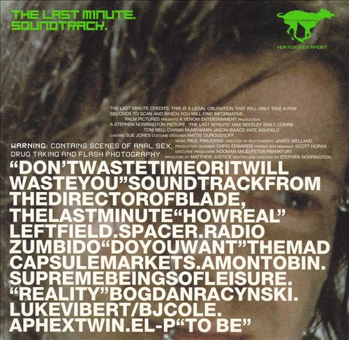 The Last Minute [Original Soundtrack]