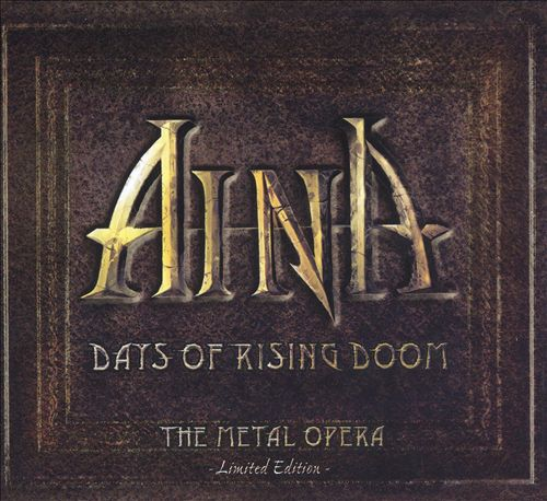 Days of Rising Doom -- The Metal Opera