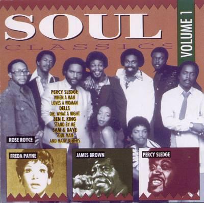 Soul Classics, Vol. 1 [Intercontinental]
