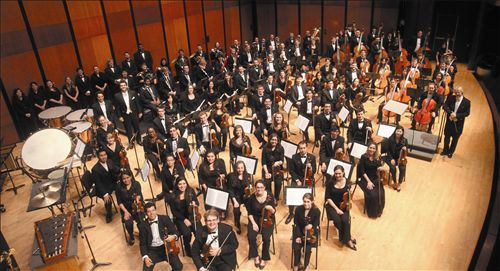 Moores Symphony Orchestra