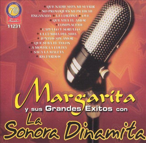 Margarita y Sus Grandes Exitos