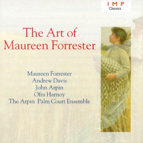 Art Of Maureen Forrester
