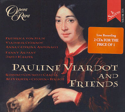 Il Salotto, Vol. 10: Pauline Viardot and Friends