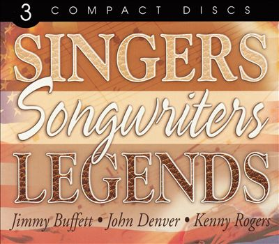 Singers Songwriters and Legends