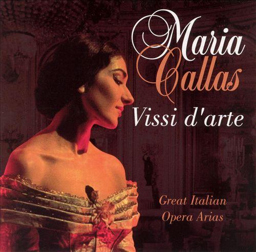 Vissi d'arte: Great Italian Opera Arias