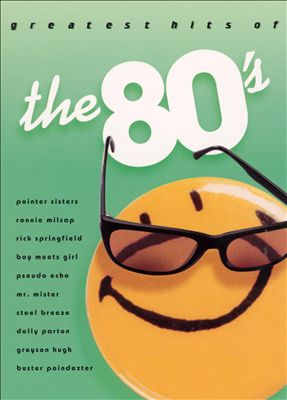 Greatest Hits of the 80's [BMG Greeting Card CD]