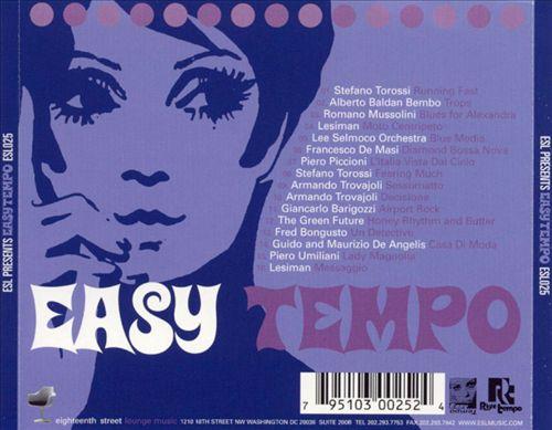 Easy Tempo [Eighteenth Street Lounge Music]