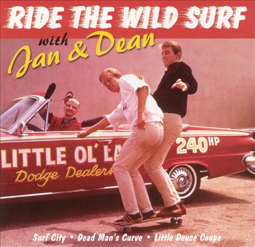 Ride the Surf with Jan and Dean