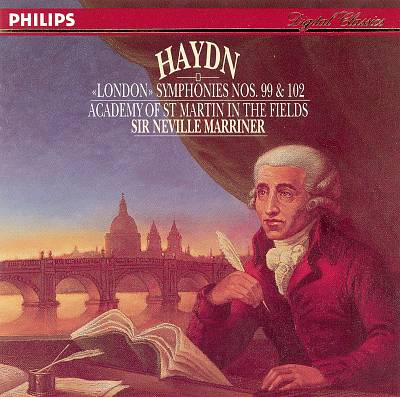 "Haydn: ""London"" Symphonies Nos. 99 & 102"