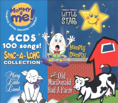 Mommy and Me: Sing-A-Long Collection
