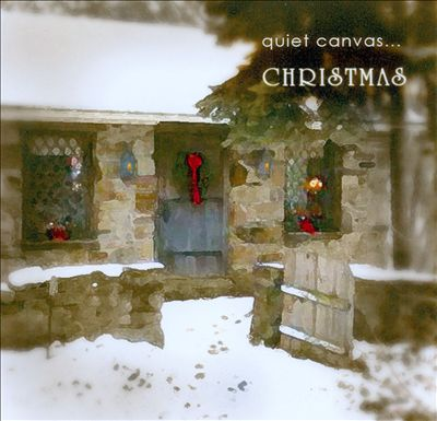 Quiet Canvas Christmas