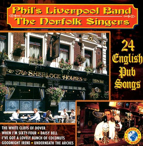 24 English Pub Songs