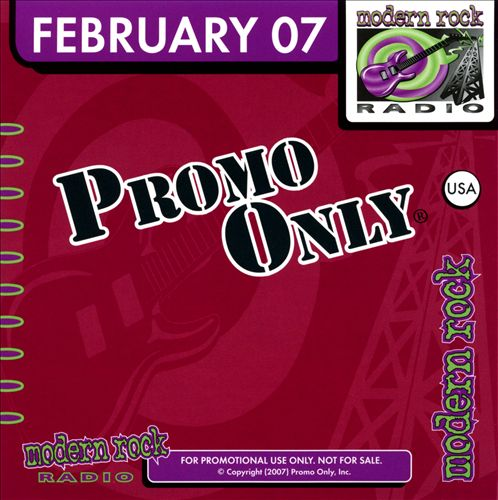 Promo Only: Modern Rock Radio (February 2007)