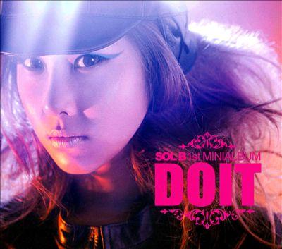 1st Minialbum: Doit