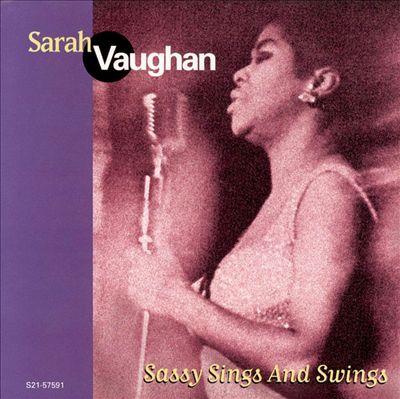 Sassy Sings and Swings