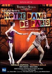 Roland Petit's Notre Dame de Paris [Video]