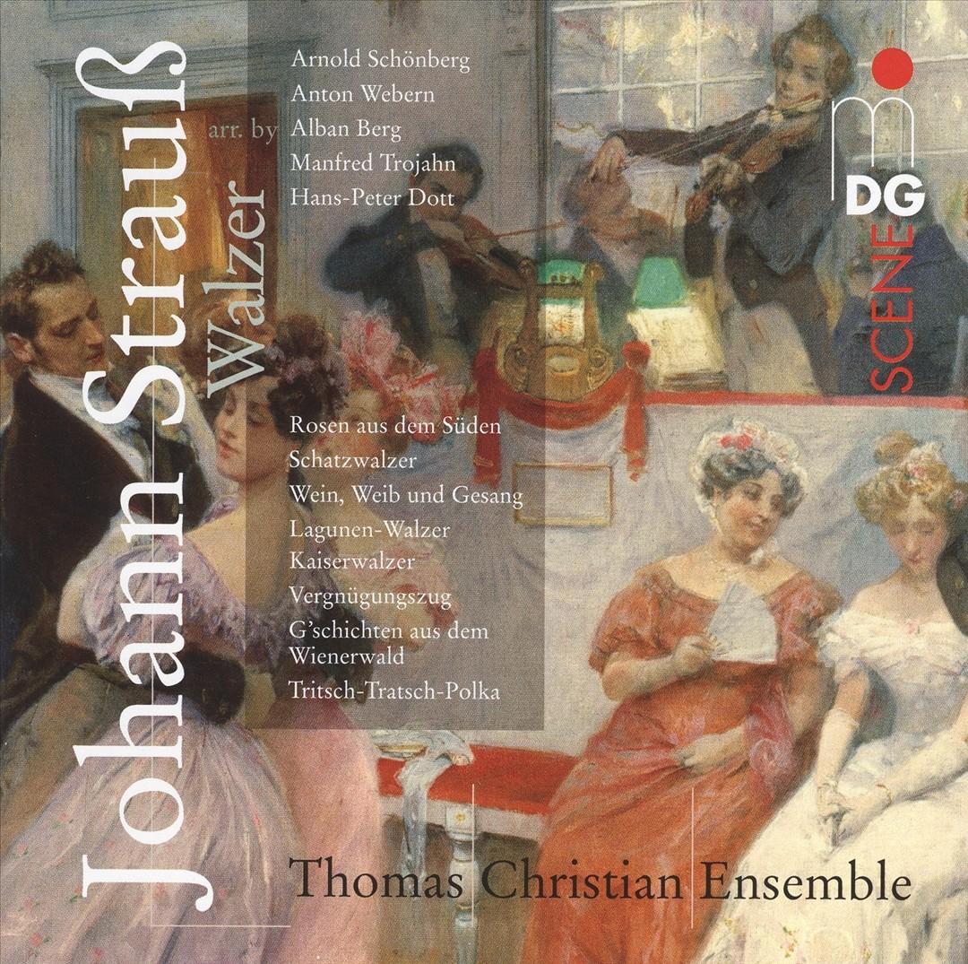 Johann Strauss: Wein, Weib und Gesang