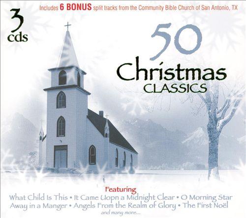 50 Christmas Classics [Bonus Tracks]