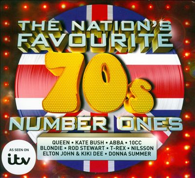 The Nation's Favourite '70s Number Ones