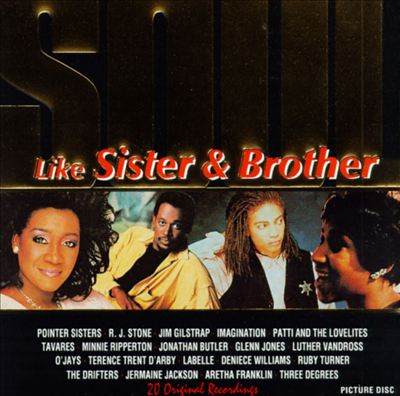 Soul Like Sister & Brother