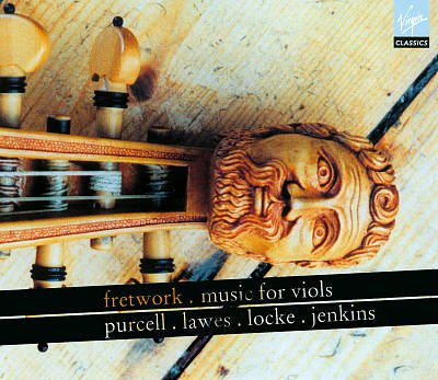 Purcell, Lawes, Locke, Jenkins: Music for Viols