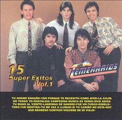 15 Super Exitos, Vol. 1