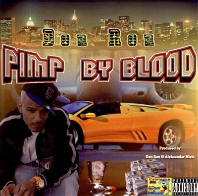 Pimp by Blood